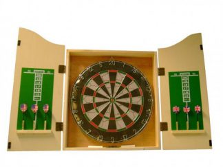 Dartkabinet Kingshead