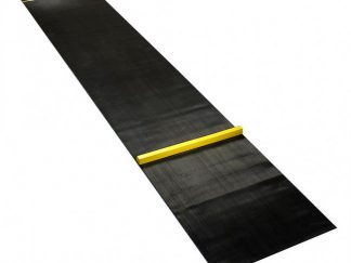 Dartmat rubber Oche