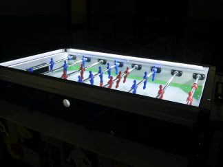 LED verlichting voor voetbaltafels