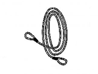 18746 - Touw voor inklapsysteem