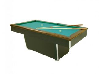 Snookertafel Heemskerk Preston 8ft met Leisteen