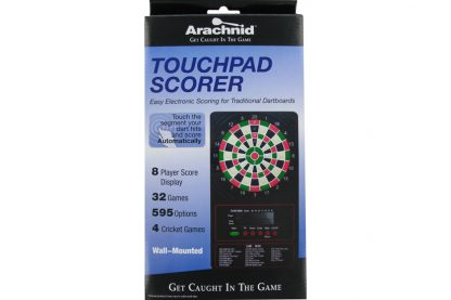 Dartcounter Electronic LCD Dartscorer Doos Voorkant