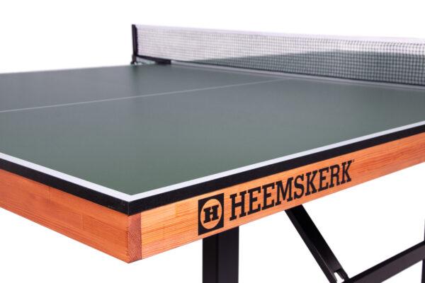 Tafeltennistafel Heemskerk Original Groen Randlijst