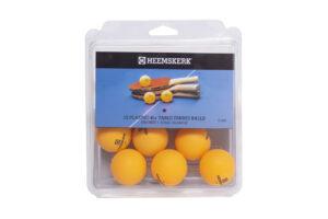 Tafeltennisballetjes Heemskerk Bronze Oranje per 12