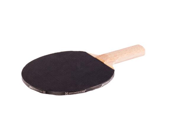 Tafeltennisbatje Heemskerk Vigor Rubber Zwart