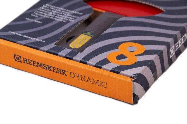 Tafeltennisbatje Heemskerk Dynamic Doos Onderkant