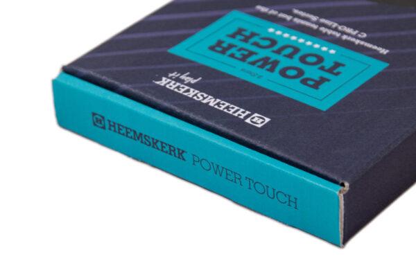 Tafeltennisbatje Heemskerk Power Touch Doos Bovenkant