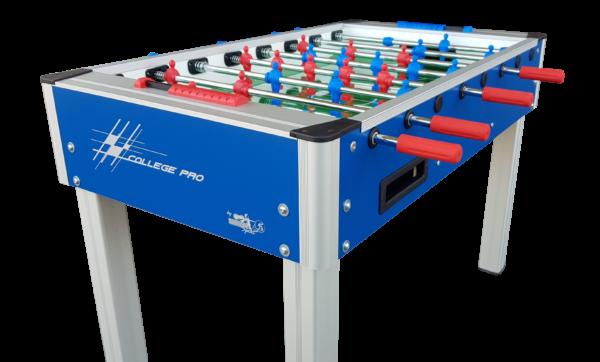 Voetbaltafel Roberto Sport College Pro Blauw Details
