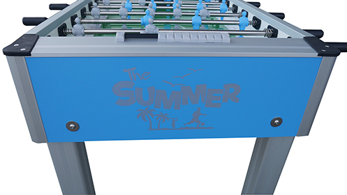 Voetbaltafel Roberto Sport Summer Free Scoreteller