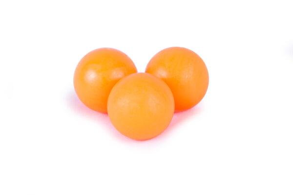 Tafelvoetbalballetjes Glad Oranje per 12 Losse Balletjes