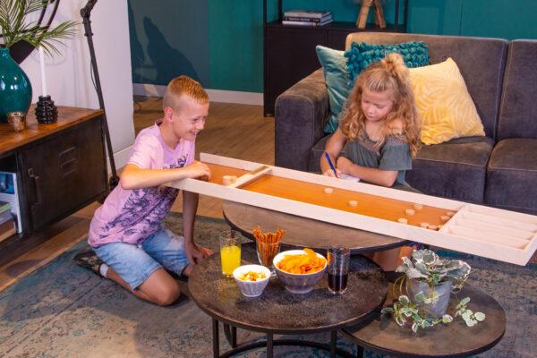 Sjoelbak Heemskerk Mini-S voor Kinderen 3