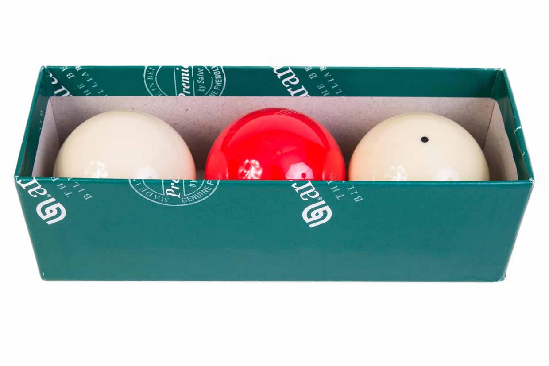 Carambole biljartballen 52,4 mm