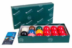 Snookerballen 48 mm