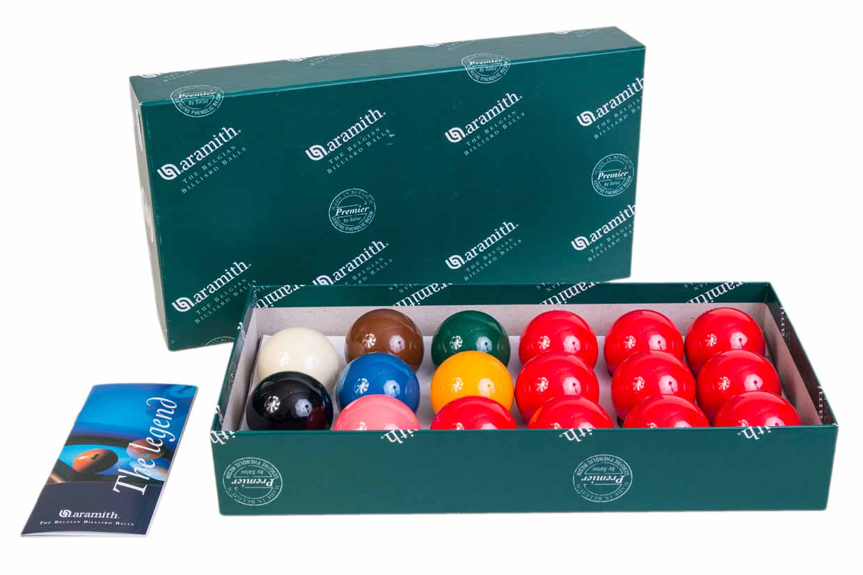 Snookerballen Aramith 48 mm