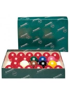 Snookerballen 57,2 mm