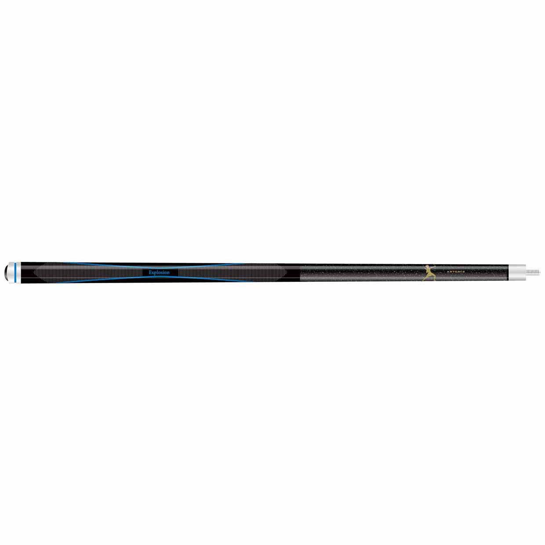 Poolkeu Artemis Nano Zwart/Blauw 145 cm