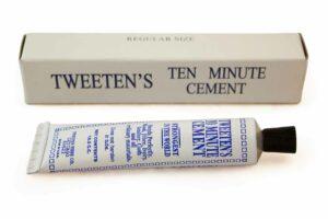 Tweetens Tien Minuten Pomeranslijm