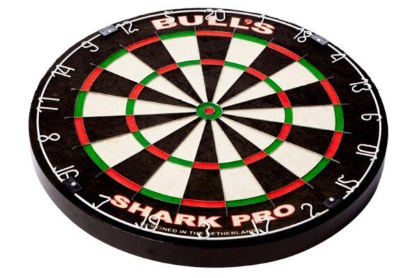 Dartbord Shark Pro Liggend