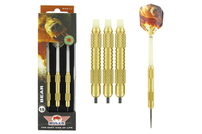 Darts Bear Brass - 19 gram
