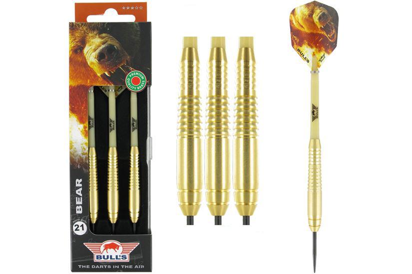 Darts Bear Brass - 21 gram