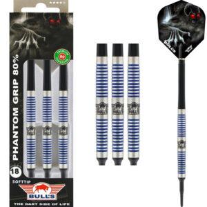 Darts Phantom Grip 80% - 18 gram