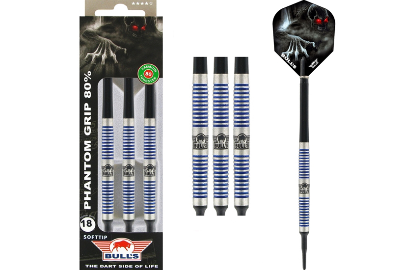 Darts Phantom Grip 80% - 18 gram