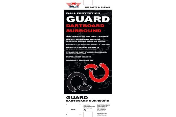 Surround Guard 4-piece Doos Achterkant
