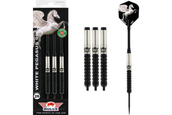 Darts White Pegasus 95%