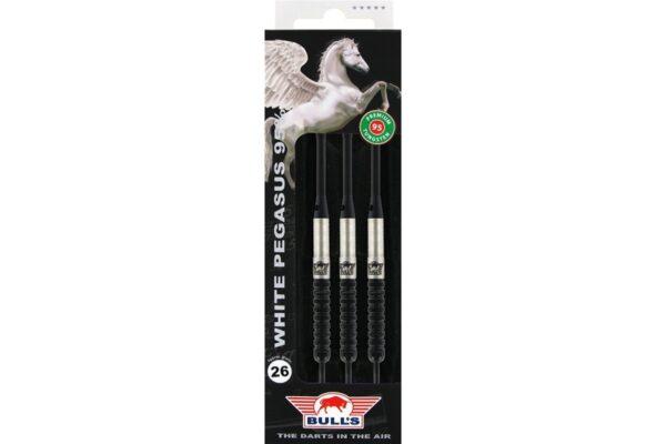 Darts White Pegasus 95% Doosje