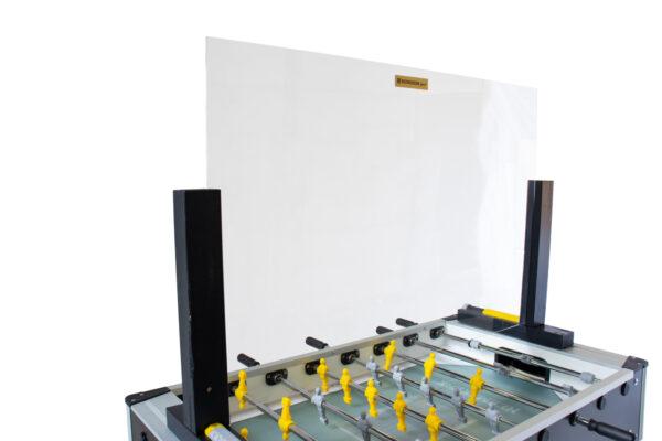 Plexiglas Scheidingswand voor Heemskerk Voetbaltafels op Voetbaltafel