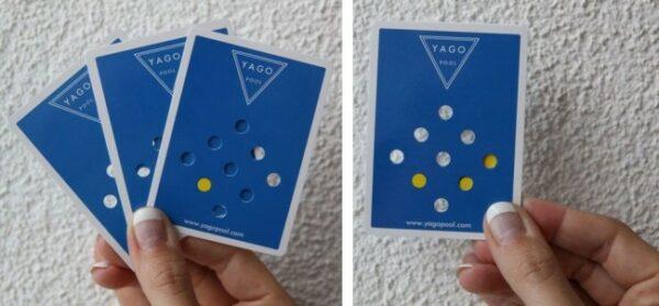 Yago Pool Kaartspel Spelen