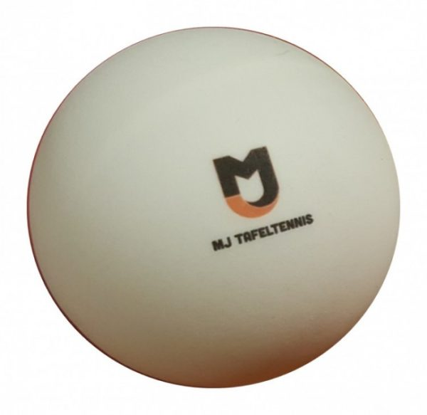 Bedrukte Tafeltennisballen MJ