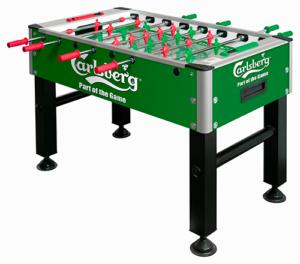 Gepersonaliseerde voetbaltafel Heemskerk Tactic - Carlsberg