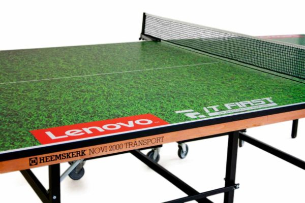 Tafeltennistafel Novi 2000 Custom Made Lenovo Details