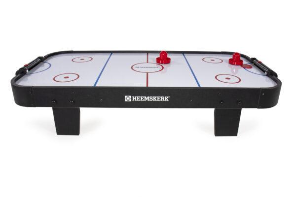 Airhockeytafel Heemskerk Miniplay Zijkant