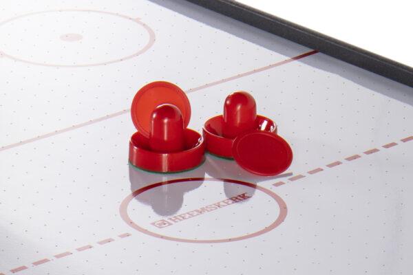 Airhockeytafel Heemskerk Slimplay Pucks en Pushers