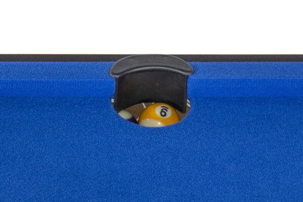 Pooltafel Heemskerk Small Feet Pocket met Poolballen