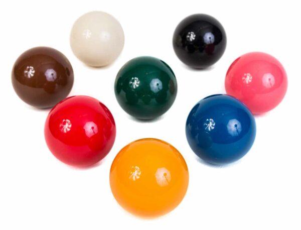 Biljartballen 52,4 Los