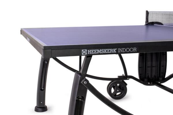 Tafeltennistafel Heemskerk 2250 Indoor Blauw Randlijst