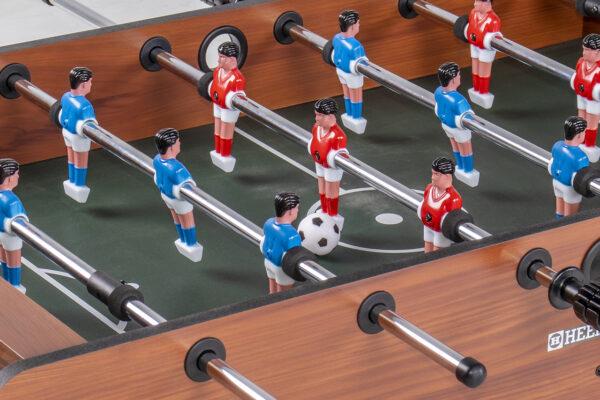 Voetbaltafel Heemskerk Mini Soccer Voetbalpoppen