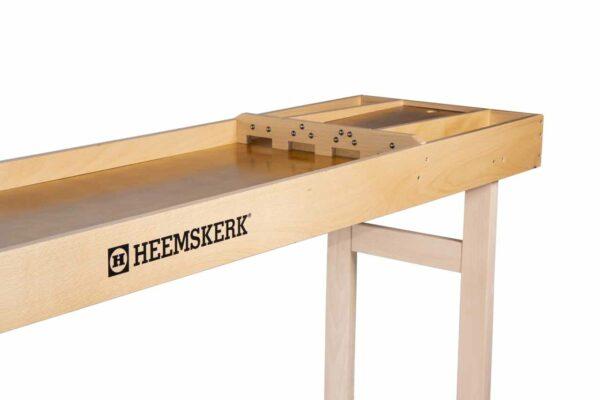 Sjoelbak Heemskerk HS-40 met Onderstel Poortenbalk