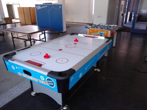 Gepersonaliseerde Airhockeytafel NLR