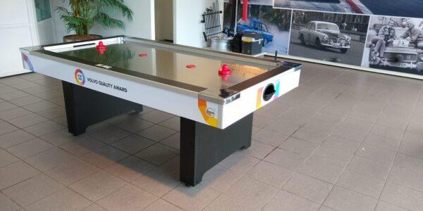 Gepersonaliseerde Airhockeytafel Volvo 2