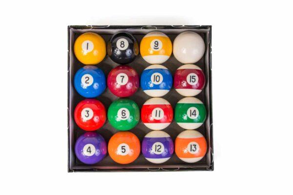 Poolballen 57,2 mm Boven