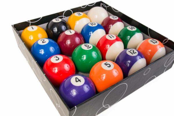 Poolballen 57,2 mm Schuin