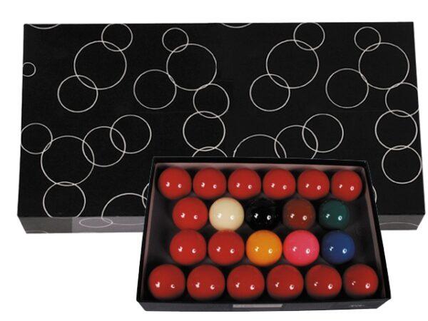 Snookerballen A-Klasse 57,2 mm
