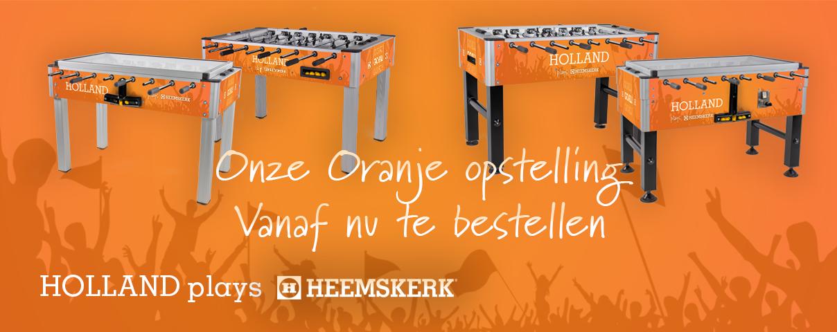 Banner EK Oranje Home